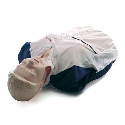 Manichino Resusci Anne (Solo torso con sistema Skillguide)