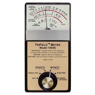 TF3 100XE - Rilevatore CAMPI ELETTROMAGNETICI