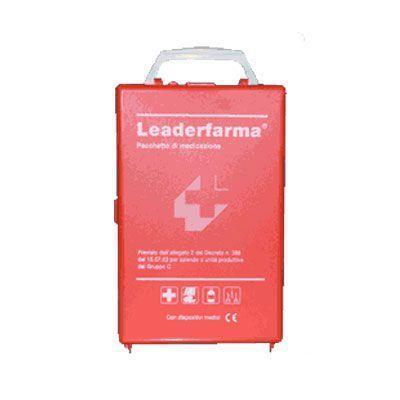 Cassetta di primo soccorso LeaderFarma