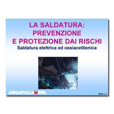 Immagine La saldatura: prevenzione e protezione dai rischi
