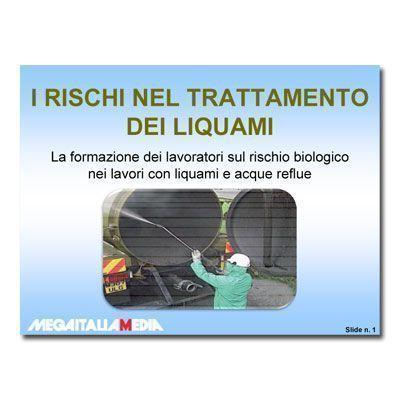 Immagine Rischi nel trattamento dei liquami