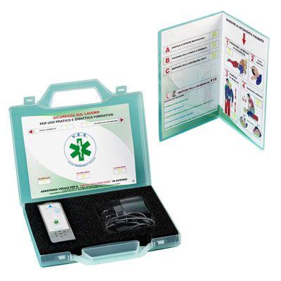 Immagine Vocal Emergency System (V.E.S.) - Set Zaino-Cassetta