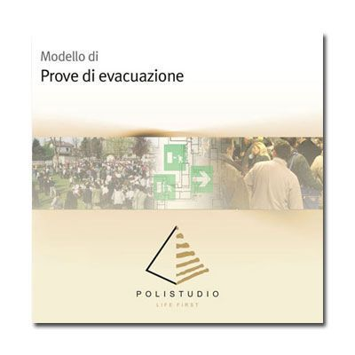 Modello di prove di evacuazione