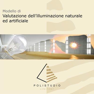 Valutazione dell'illuminazione naturale ed artificiale