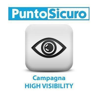 Campagna HIGH VISIBILITY