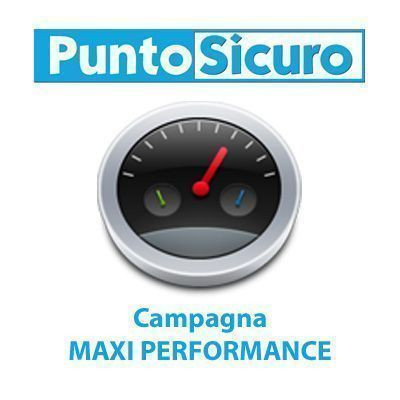 Campagna MAXI PERFORMANCE