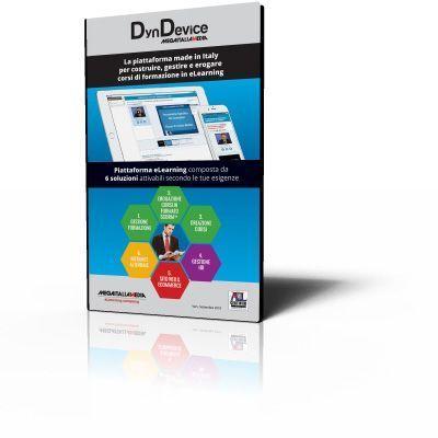 Brochure Piattaforma e-Learning:DYNDEVICE