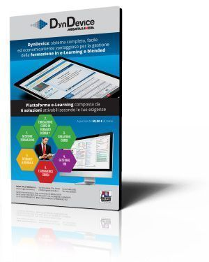Brochure Piattaforma e-Learning: DYNDEVICE