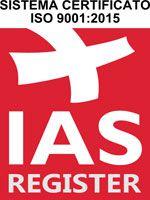 Certificato IAS Register