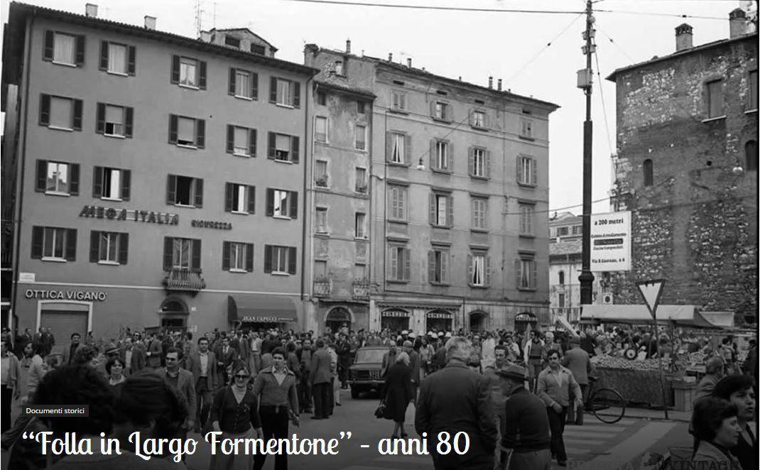 La Sede Mega Italia negli anni 80