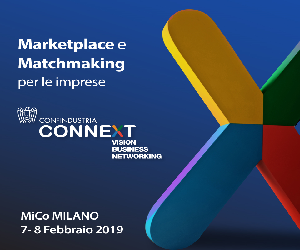 Mega Italia Media parteciperà a Connext 2019