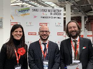 Siamo presenti a Smau Londra 2019