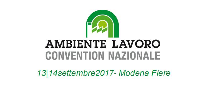 Mega Italia Media sarà presente all'edizione 2017 di Ambiente Lavoro