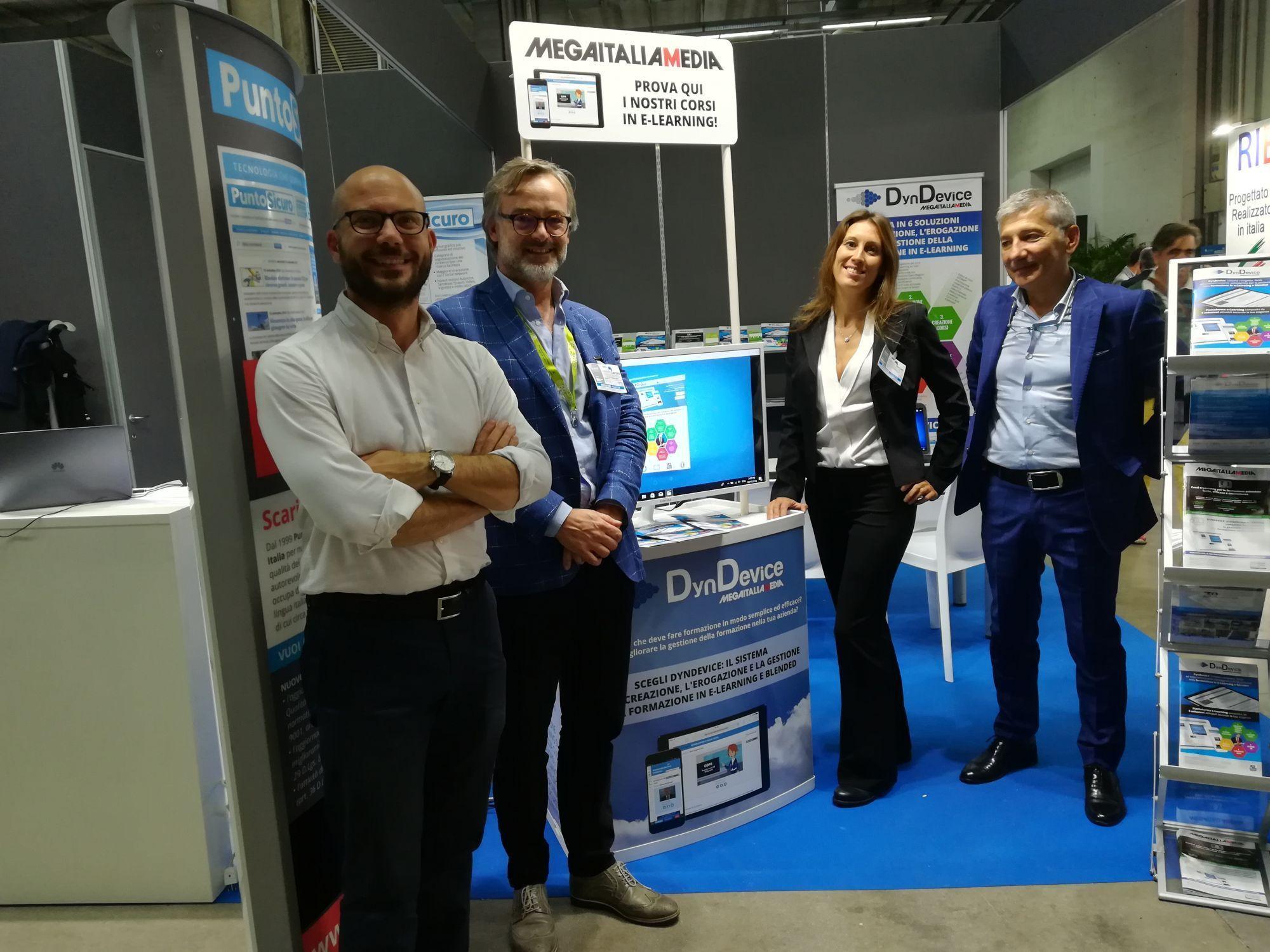 Mega Italia Media ad Ambiente Lavoro 2018