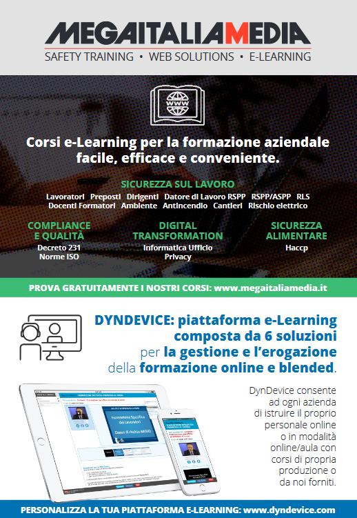 catalogo corsi Mega Italia Media
