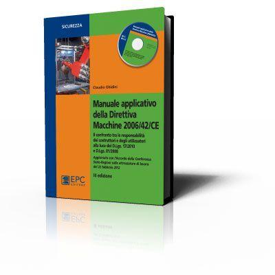 Immagine Manuale applicativo della Direttiva Macchine 2006/42/CE