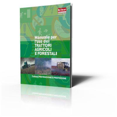 Immagine Manuale per l'uso dei trattori agricoli e forestali