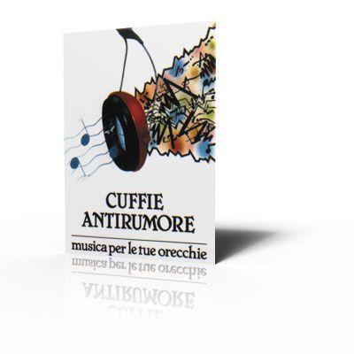 Poster Cuffie antirumore