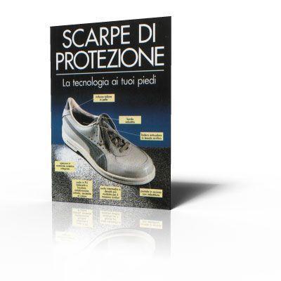 Poster Scarpe di protezione