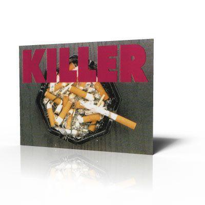Poster Fumo Killer