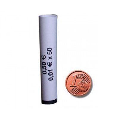 Minitubi da 1 Cent di € per 50 monete