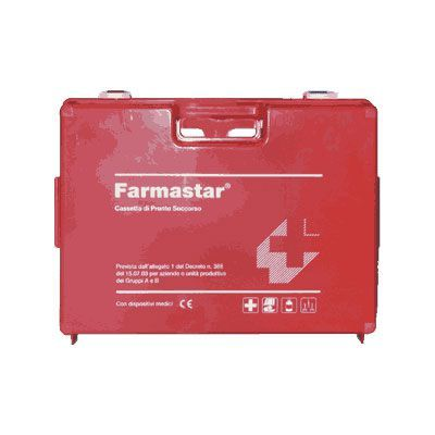 Immagine Cassetta di primo soccorso FarmaStar