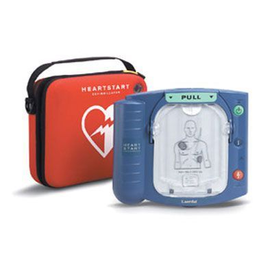 Immagine Defibrillatore HeartStart HS1