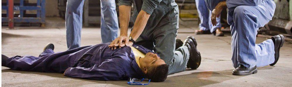 Arresto cardiaco: primo soccorso