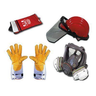 Kit attrezzature antincendio per 1 addetto