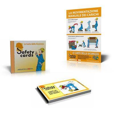 Safety Cards - Kit completo