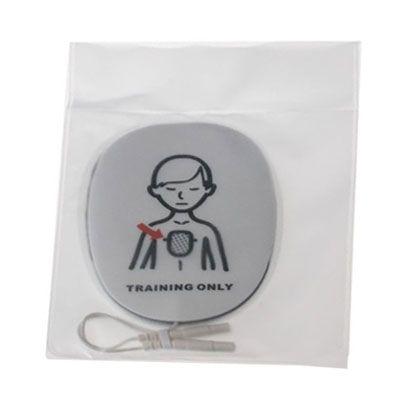 Kit di 10 Coppie di elettrodi didattici pediatrici per Defibrillatore AED TRAINER