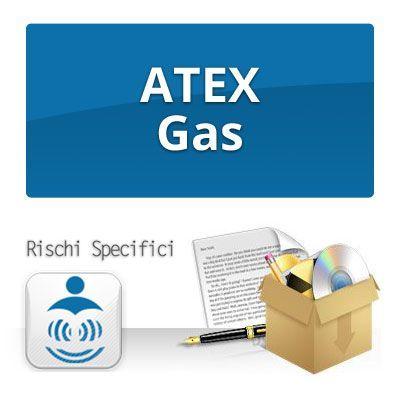 Immagine ATEX GAS - Rischi specifici per la sicurezza sul lavoro