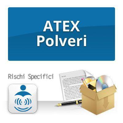 Immagine ATEX POLVERI - Rischi specifici per la sicurezza sul lavoro