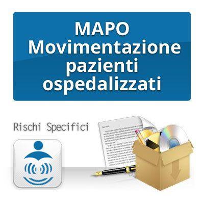 MAPO (Movimentazione pazienti ospedalizzati) - Rischi specifici per la sicurezza sul lavoro