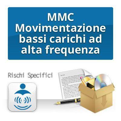 MMC (Movimentazione bassi carichi ad alta frequenza) - Rischi specifici per la sicurezza sul lavoro