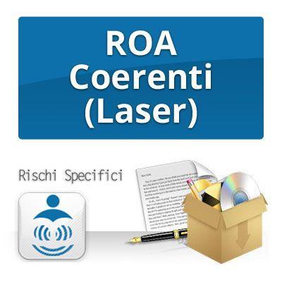 Immagine ROA COERENTI (Laser) - Rischi specifici per la sicurezza sul lavoro