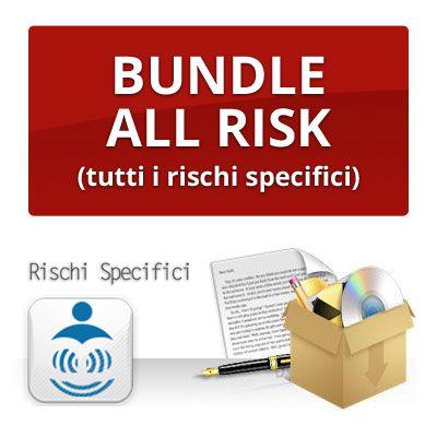 BUNDLE ALL RISK - Tutti i rischi specifici per la sicurezza sul lavoro