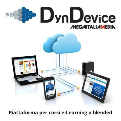 DynDevice LCMS: Learning Content Management System