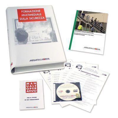 Immagine Emergenza e piano di evacuazione - Versione Scuola - DVD