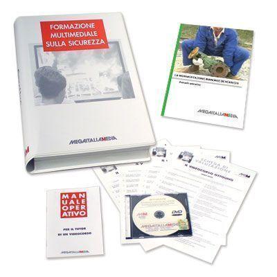 La movimentazione manuale dei carichi in DVD