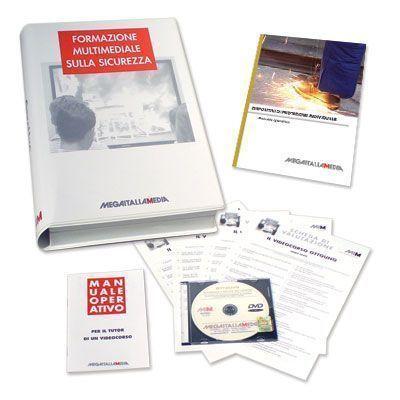 Dispositivi di Protezione Individuale in DVD