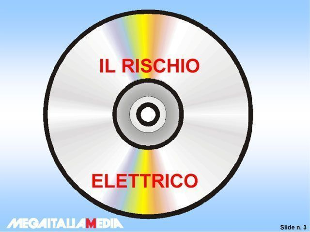 Il rischio elettrico in DVD