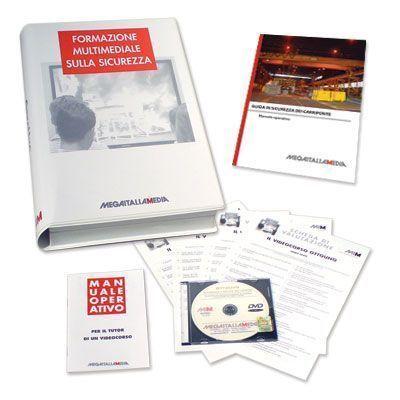 Guida in sicurezza dei carriponte in DVD