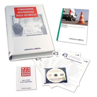 Immagine Guida sicura in DVD