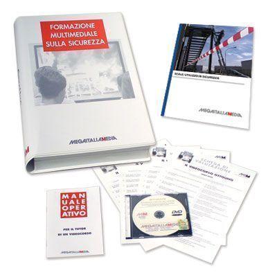 Scale: utilizzo in sicurezza in DVD