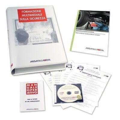 Riparazione autoveicoli in sicurezza in DVD