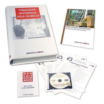 La sicurezza nella lavorazione del legno in DVD