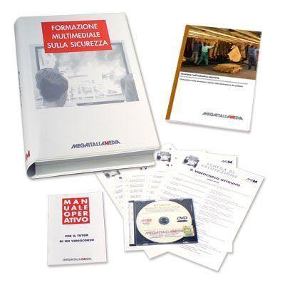Sicurezza nell'industria conciaria - Versione Cromo in DVD