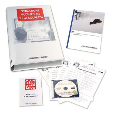 B.L.S. - Basic Life Support - DVD