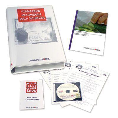 La sicurezza in cucina - DVD